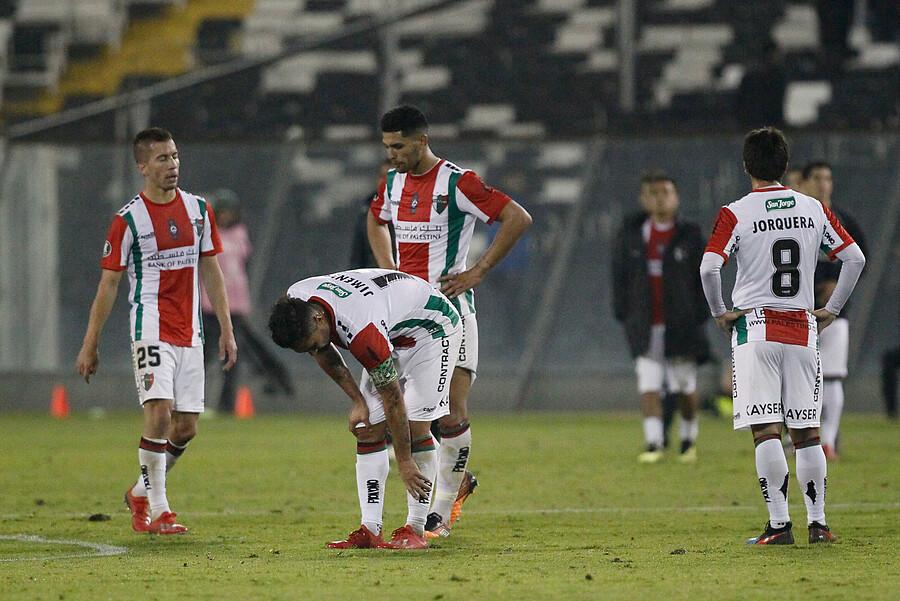 """""""U. Católica y Palestino prolongan el mal momento de los chilenos en Libertadores"""""""