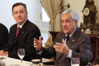 """Piñera y reunión de Grupo de Lima: """"Los días del dictador están contados"""""""