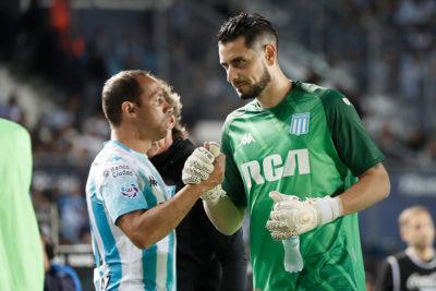 """DT de Racing: """"Ojalá Díaz, Arias y Mena jueguen la Copa América, se lo merecen"""""""