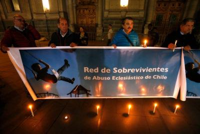 """Red de Sobrevientes: """"Prácticamente todas las congregaciones tienen un abusador"""""""
