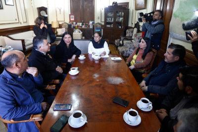 """Intendencia y CUT esperan que marcha del 1 de mayo sea """"una fiesta"""""""