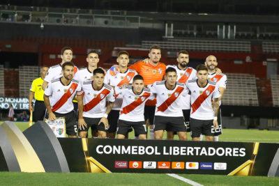 """River Plate avisa a Palestino:""""Venimos a ganar y asegurar la clasificación"""""""