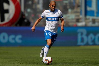 Alarma en la UC: Sáez podría perderse crucial duelo ante Rosario por la Copa