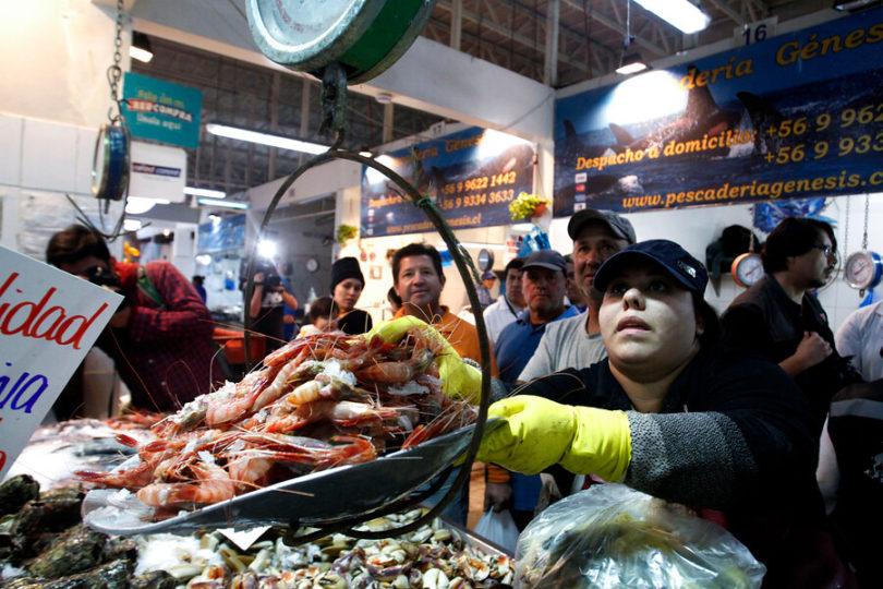 Semana Santa: se ha incautado 401 kilos de productos del mar en mal estado