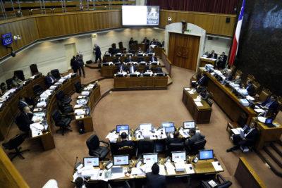 Senado contrata seguros de vida por más de 275 millones por cada parlamentario en caso de fallecimiento