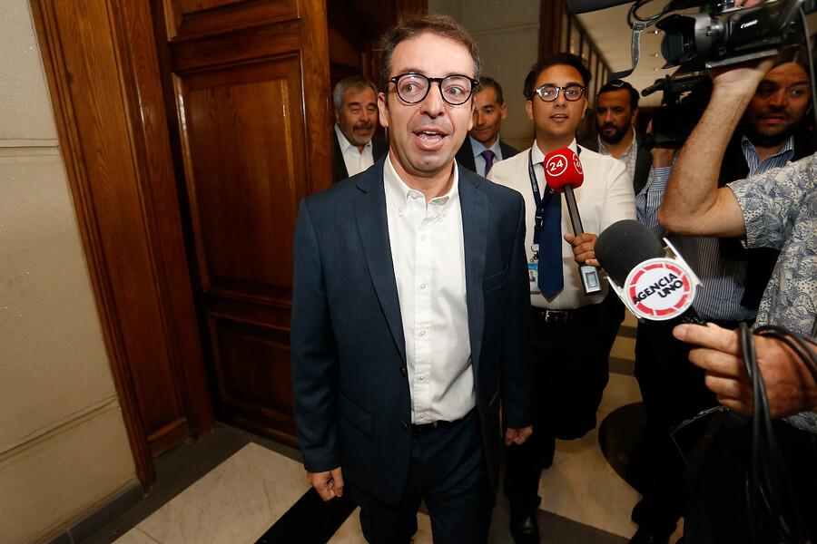 """""""Bancada DC acudió a la FNE por eventual colusión de isapres"""""""