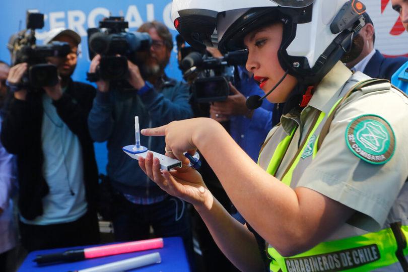 Lanzan nuevo test de drogas a automovilistas: comenzará este jueves