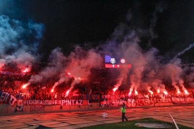 Castigan a la Universidad de Chile con galerías vacías en Estadio Nacional por dos partidos