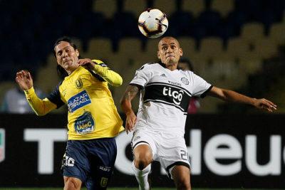 U. de Concepción enreda sus opciones tras agónico empate ante Olimpia