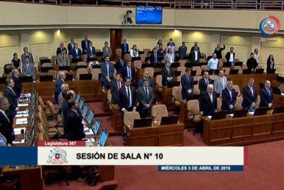 Ignacio Urrutia se salió del minuto de silencio por víctimas del Caso Degollados: Walker lo funó y pidió sanción