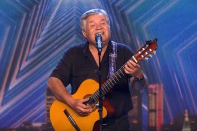 VIDEO | Chileno emociona en programa de talentos de España con canción dedicada a los asesinados en dictadura