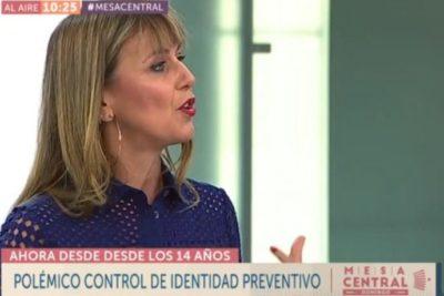 """""""Al Presidente no le gusta que lo contradigan"""": Carola Urrejola le habla directo a sus críticos por comentada entrevista a Piñera"""