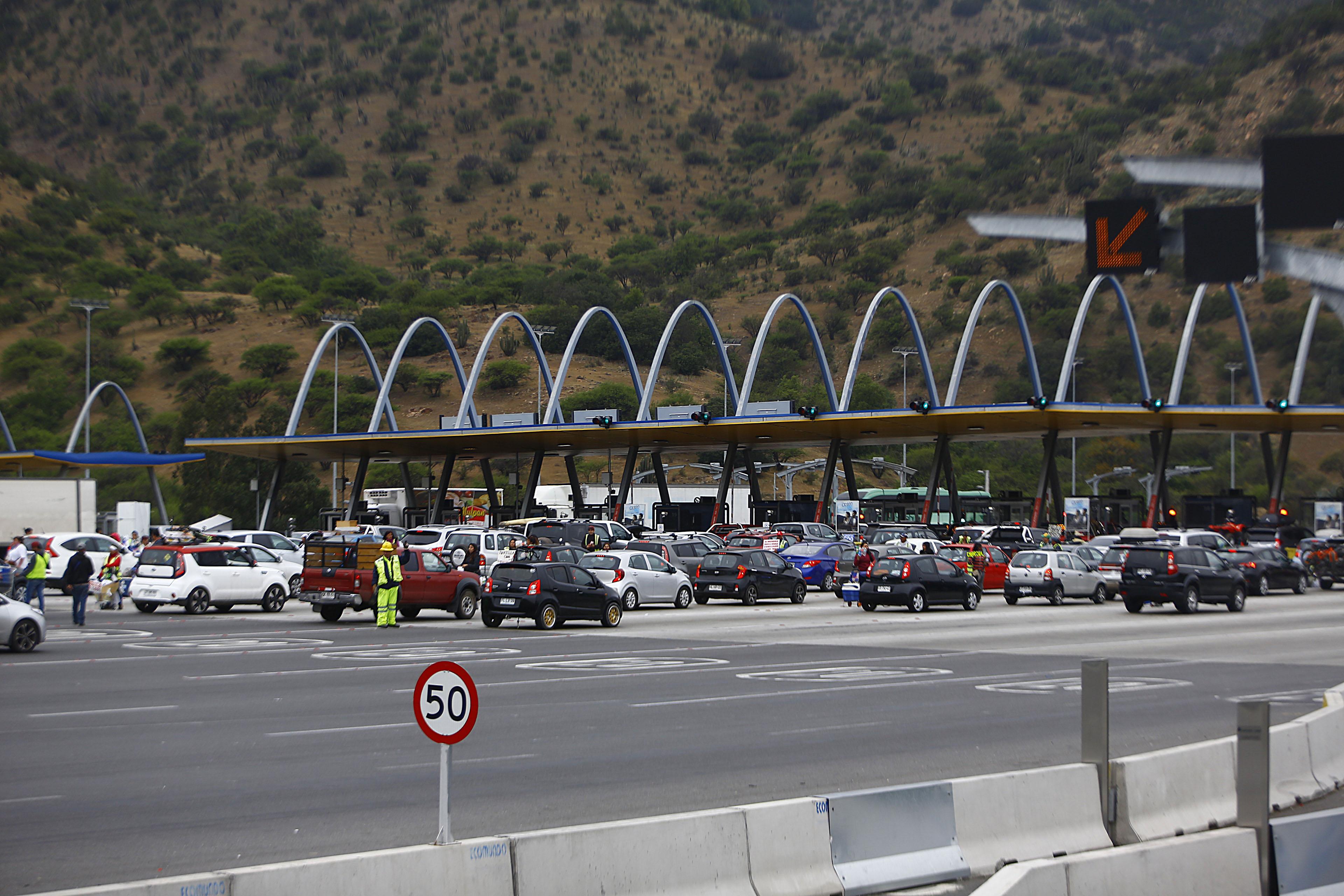 Las medidas para evitar congestión vehicular por feriado de Semana Santa