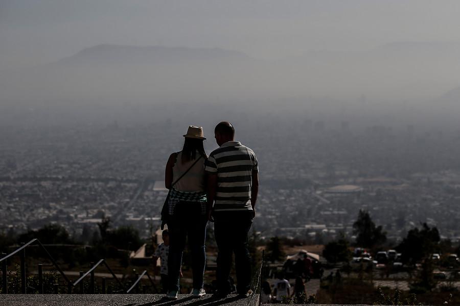 """""""Greenpeace: 9 de las 10 ciudades más contaminadas del continente están en Chile"""""""
