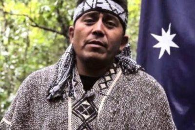 """Líder mapuche Alberto Curamil fue condecorado con el """"Nobel Ambiental"""""""