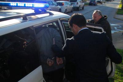 PDI detuvo a sujeto que retuvo a expareja durante 25 días bajo amenaza de muerte