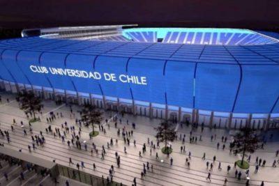 La pesadilla de la casa propia: la U prescindió del arquitecto a cargo del proyecto estadio