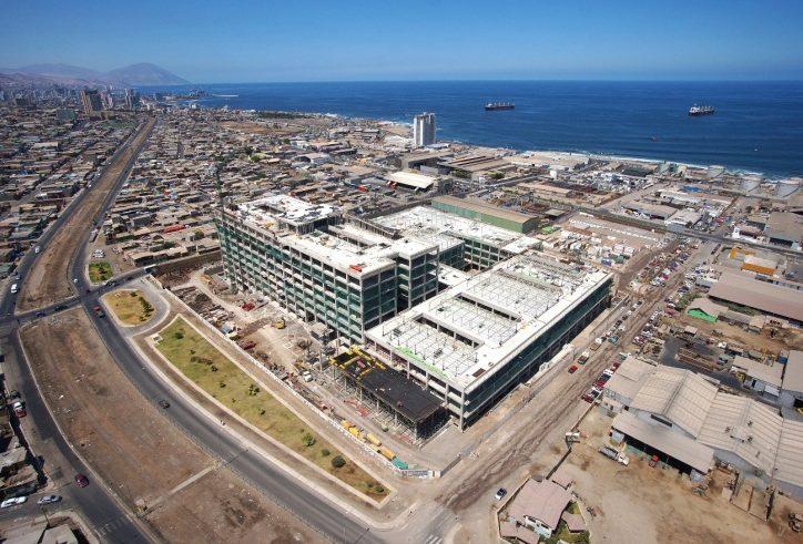 Hospital de Antofagasta es uno de los menos eficientes del país a solo un año de su inauguración