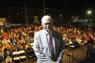 José Maza dictará la charla masiva más grande de la historia durante el próximo eclipse total de sol