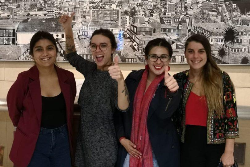 """Selección de respuestas de hombres al tuit de Karol Cariola donde anuncia votación al proyecto """"Sin consentimiento es violación"""""""