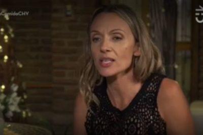 Pololeo tóxico, violencia y bulimia: crudo relato de Katyna Huberman impacta en TV
