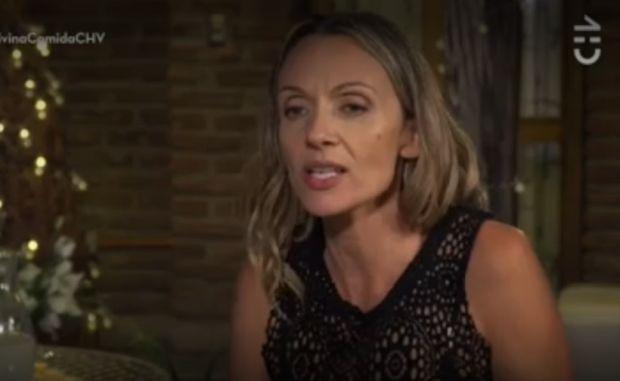 """""""Pololeo tóxico, violencia y bulimia: crudo relato de Katyna Huberman impacta en TV"""""""