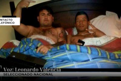 VIDEO| Informe Especial destapa la estrecha relación de Charles Aránguiz y Leo Valencia con poderosa banda narco