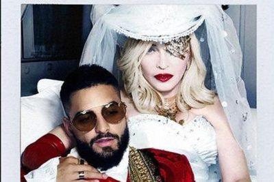 """Madonna presentó """"Medellín"""", su nuevo sencillo con Maluma"""
