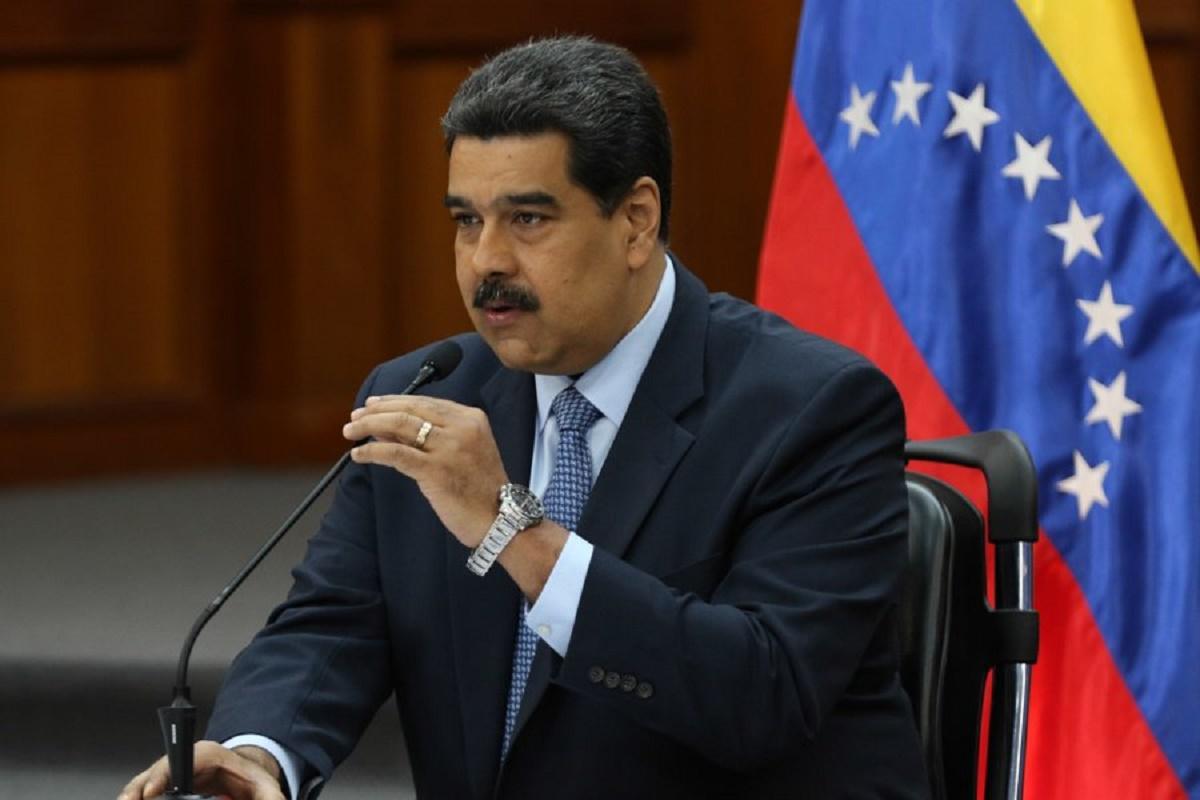"""""""Nicolás Maduro anuncia"""