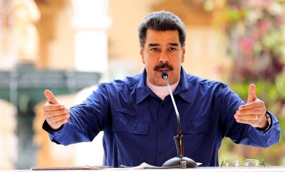Maduro con el agua a cuello acuerda ingreso de ayuda humanitaria de la Cruz Roja a Venezuela