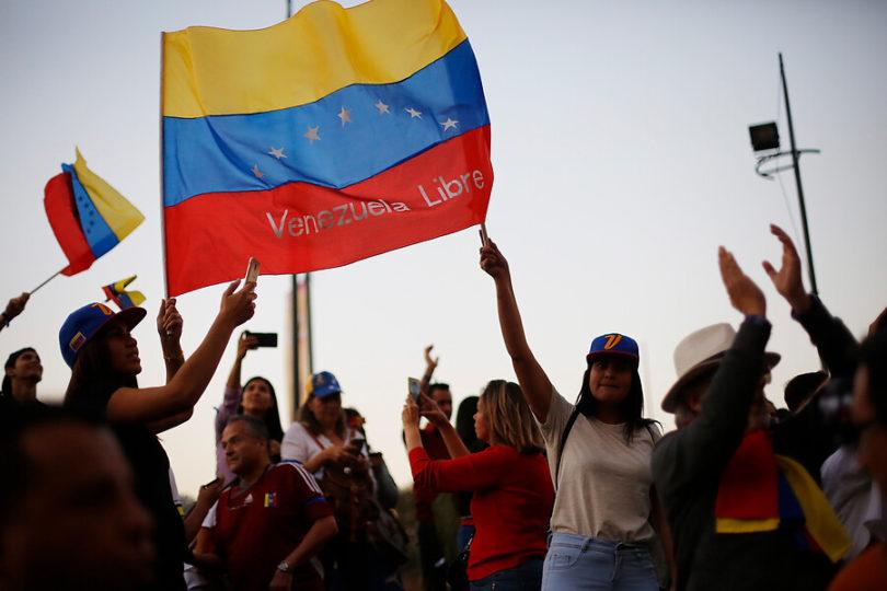Venezuela amanece en un grito de Libertad