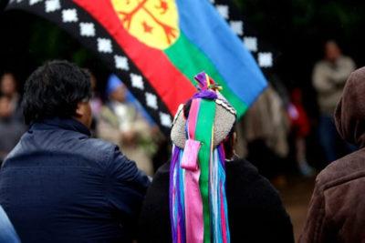 Consejo Político Mapuche de Chile Vamos rechazó la violencia en marcha de Temuco