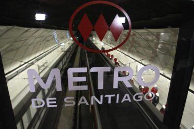 Bomba de ruido explotó en basurero de estación de Metro