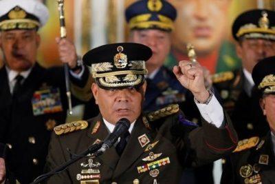 """Ministro de Defensa de Venezuela por levantamiento contra Maduro: """"Es un intento de golpe de Estado mediocre"""""""
