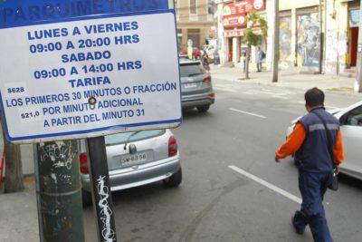 Matthei denunció cohecho por parquímetros en la Municipalidad de Providencia