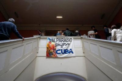 Contraloría ordenó a Sharp iniciar sumario por acto conmemorativo de la Revolución Cubana en Valparaíso