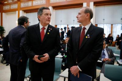 """Canciller: """"Relaciones entre Chile y Corea del Sur pasan por un gran momento"""""""