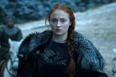 Sophie Turner confesó que las críticas por Game of Thrones la llevaron a la depresión