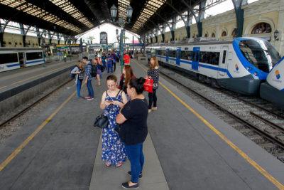 Proyecto de tren a Melipilla entra en fase final de evaluación ambiental