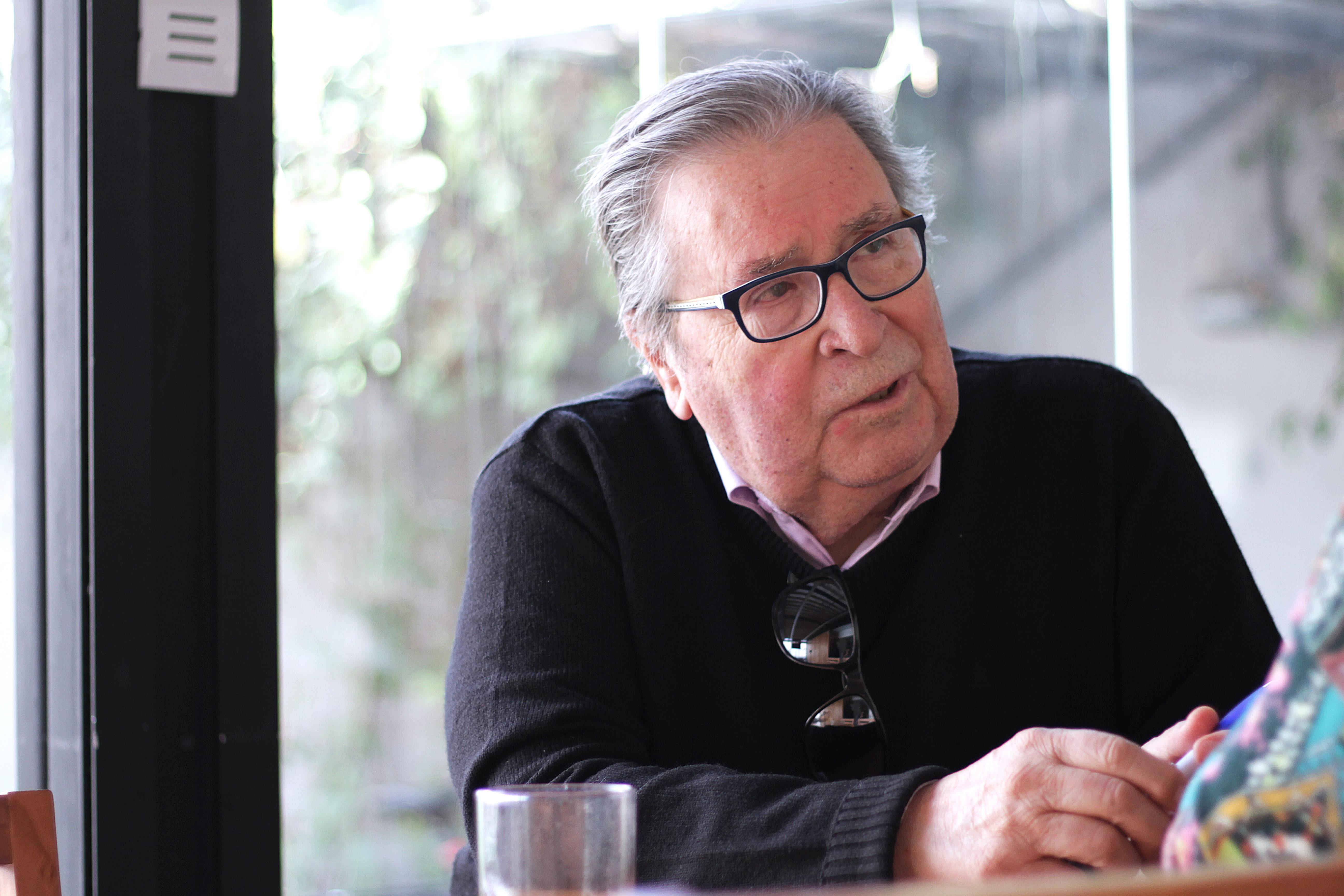 """Eduardo Ravani: """"Hay algunos recalcitrantes que todavía creen que fuimos el opio del pueblo, el circo de Pinochet"""""""