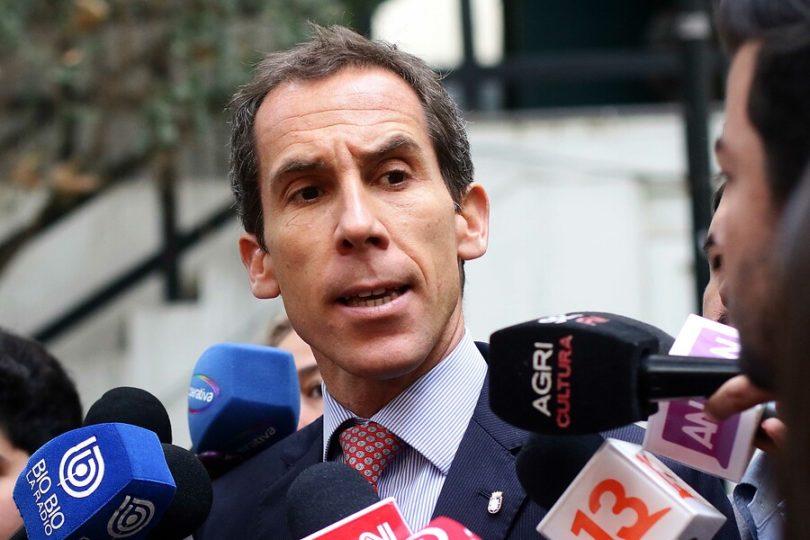 """Alcalde Alessandri: """"Queremos devolverle el Instituto Nacional a sus alumnos"""""""