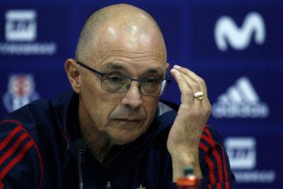 """Arias y ausencia de Herrera: """"Accedí a su solicitud de no estar en el banco"""""""