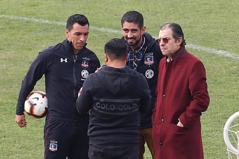 Aníbal Mosa le bajó perfil a incidentes en el Arengazo previo al Superclásico