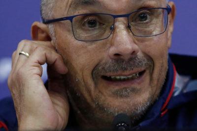 Alfredo Arias sorprendió y confirmó que Johnny Herrera fue citado para duelo ante Iquique
