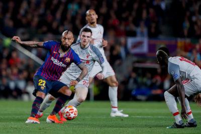 Prensa española dice que Arturo Vidal es favorito para repetir titularidad ante el Liverpool