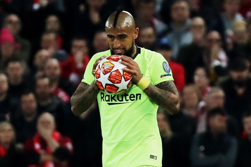 Arturo Vidal publicó mensaje a tres días de la eliminación del Barcelona y los hinchas se rindieron