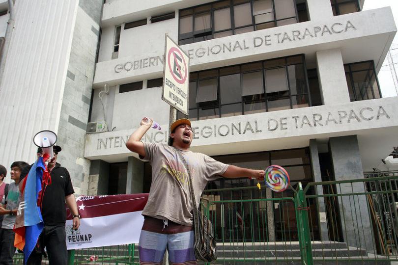 Alumna en práctica denunció acosó sexual en Intendencia de Tarapacá