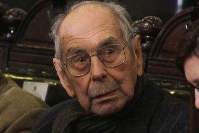 A los 96 años murió Carlos Altamirano, secretario general del PS durante la Unidad Popular