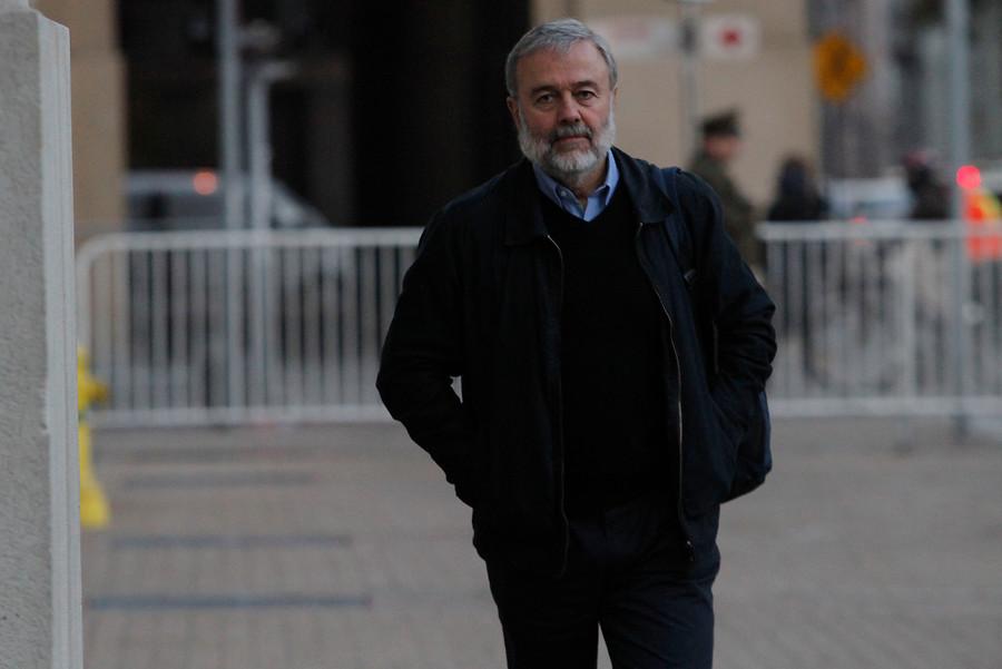"""Benito Baranda por Renato Poblete: """"Nos sentimos estúpidos por no darnos cuenta"""""""