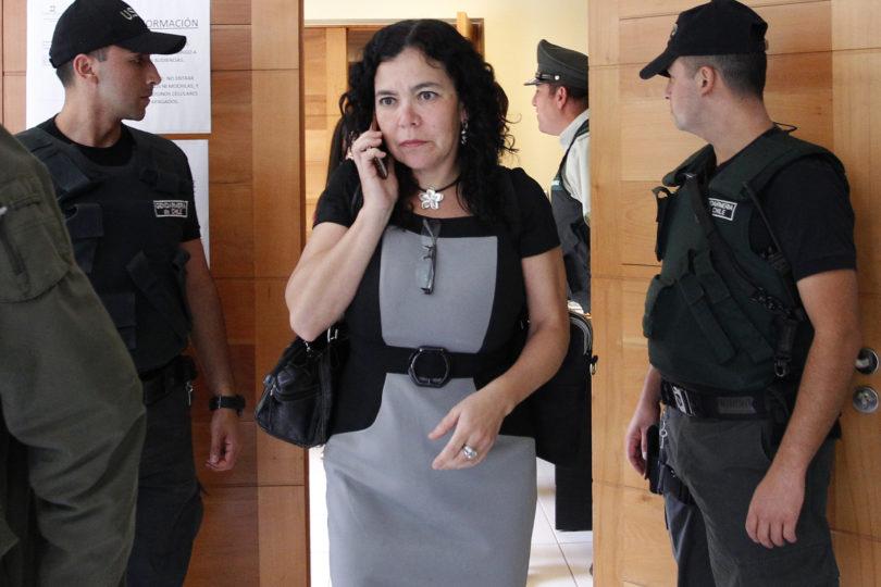 Moya acusa a pareja de fiscal Arias de instigar denuncia de Osses por filtración